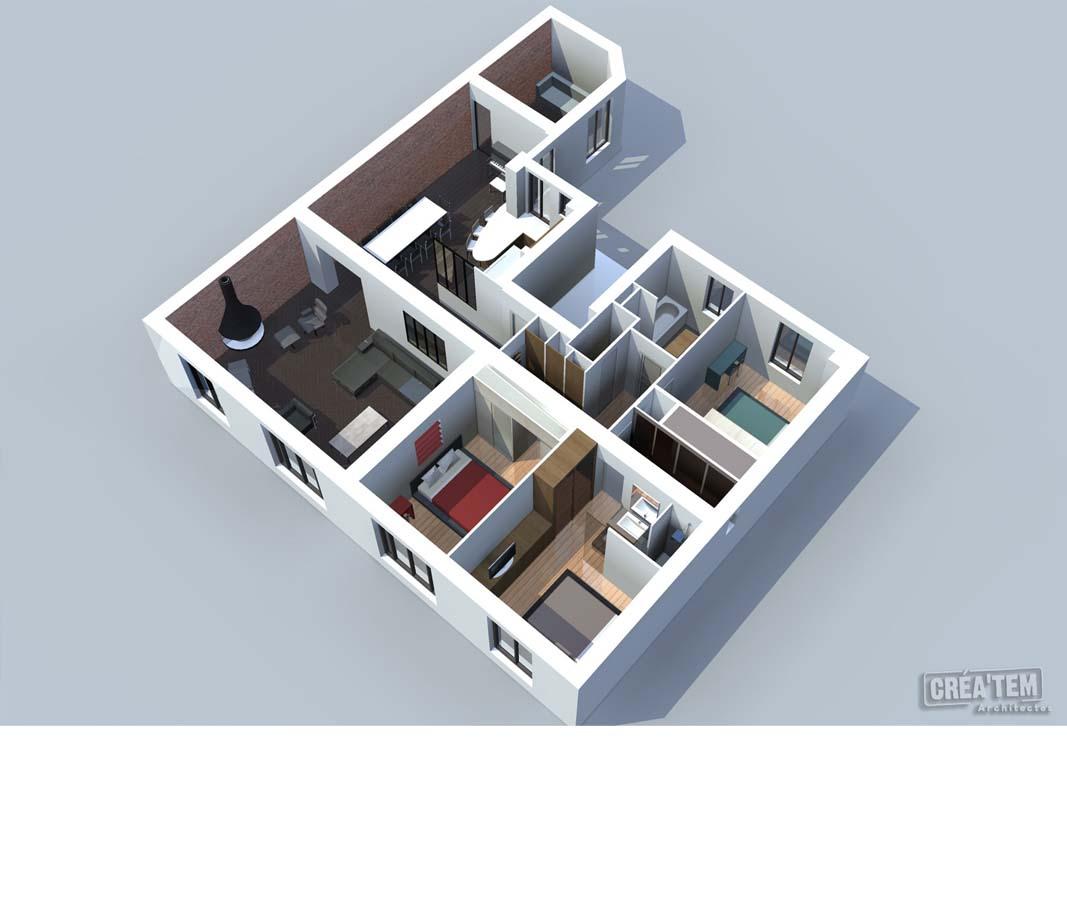 Appartement Paris XV