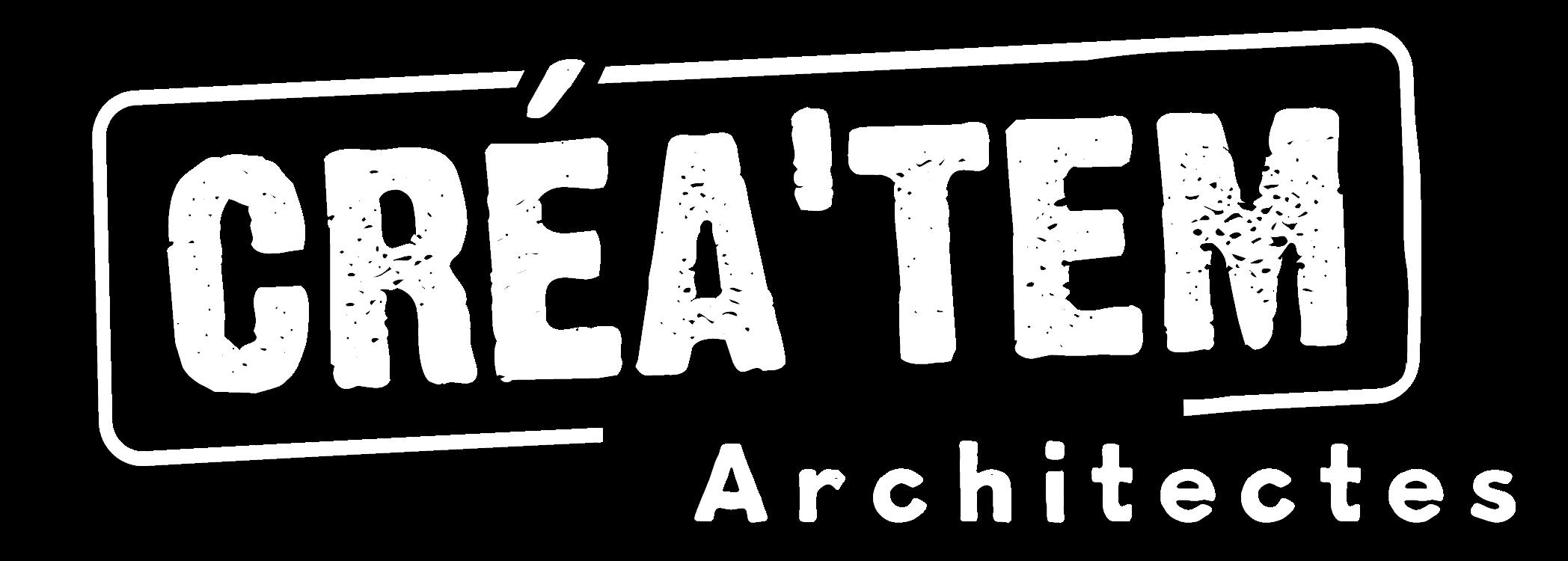 Créatem Architectes - Logo