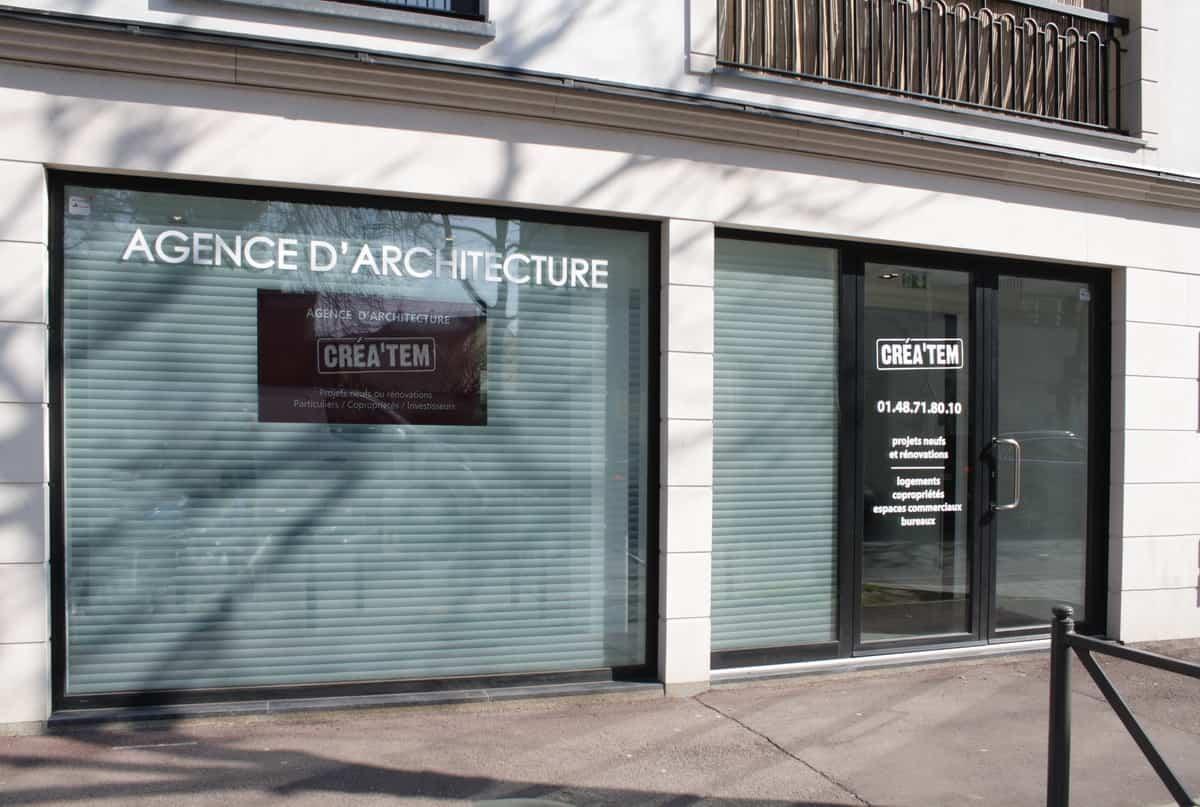Agence Créa'tem Architectes